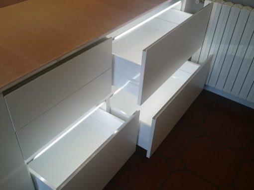 CUCINA | Ristrutturazione cucina con design moderno